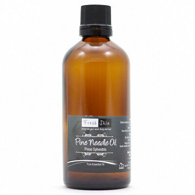 50ml Pine Needle Essential Oil - 100% Pure, Certified & Natural - Aromatherapy