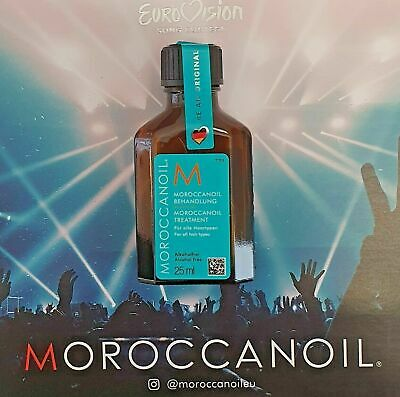 (€57,60/100ml) MOROCCANOIL Arganöl Treatment 25ml Weltneuheit aus USA