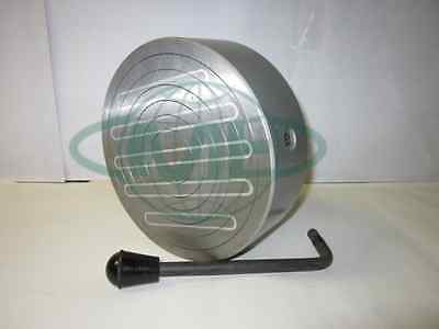 """8""""  Round Magnetic Chuck-fine pole-#H9603D-new"""