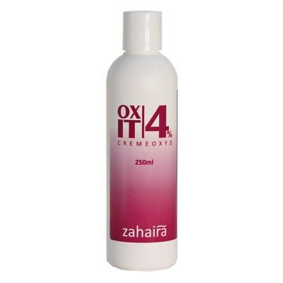 zahaira OX IT Cremeoxyd 4% 250ml ( Entwickler / Oxyd / Oxydant / H2O2 )