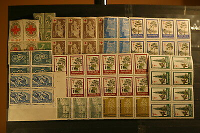 003718 LOT FINLANDE FINLAND 63 TIMBRES stamps Neufs N** FORTE VALEUR