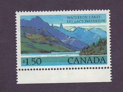 Canada Scott 935 - Waterton Lakes.  Mint Never Hinged. #02 CAN935