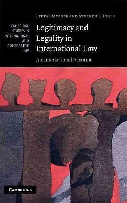 Cambridge Studies in International and Comparative Law: An Interactional Account