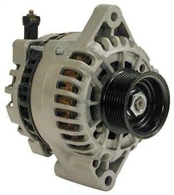 HIGH AMP ALTERNATOR FORD 2003 MUSTANG 4.6L COBRA MACH 8436 WITH CLUTCH PULLEY