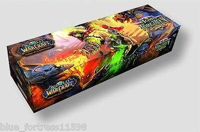 WoW Tomb of the Forgotten EPIC COLLECTION BOX INCLUDES BOOSTERS AND LOOT