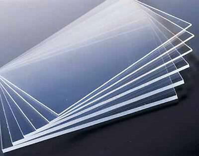 2 x 3mm Shed Window Replacement Glazing / Photo 610mm x 610mm / 2ft x 2ft