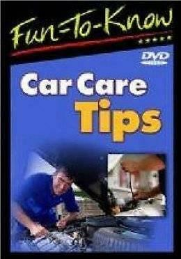 Car Care Tips by Hunky Male Mechanics DVD NEW Sealed