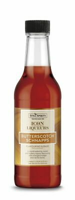 Butterscotch Schnapps Liqueur Recipe Pack - Icon Range - Still Spirits - Still S