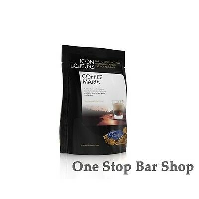 Coffee Maria Liqueur Recipe Pack - Icon Range - Still Spirits - Still Spirits