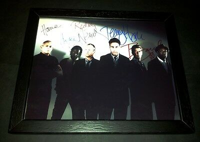 "The Specials Pp Signed & Framed 10""x8"" Inch Photo Reggae Ska Repro Terry Hall"