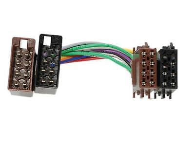 Pc2-36-4 Mercedes-Benz Vito 2004 Onwards Iso Stereo Harness Adaptor Lead