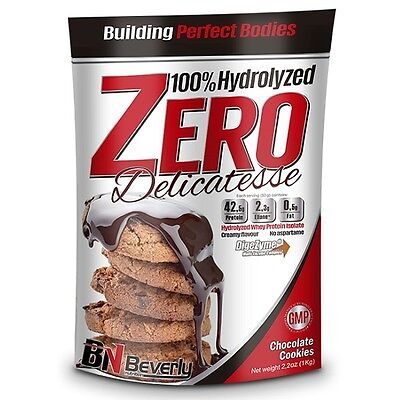 Beverly Nutrition - Hydrolized Zero Delicatesse, 1000 G, Chocolate Cookies