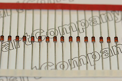 10x BZV85-C6V8 Zener Voltage Regulator Diodes 6.8V 1.3W