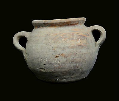 Aphrodite- Ancient Holy Land Twin Handled Vessel