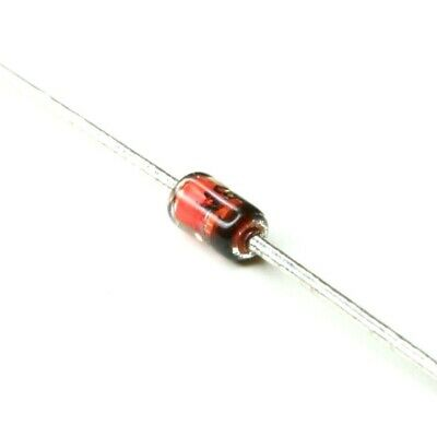 10pcs 1N4728 3.3V Zener Diode (10 pack) - Fairchild / USA Sourced