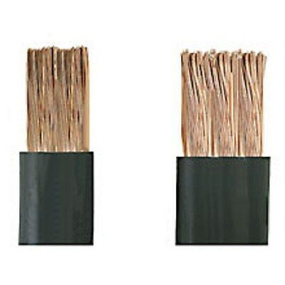 Copper Welding or Earth Cable 25mm 200 Amps Price Per Metre