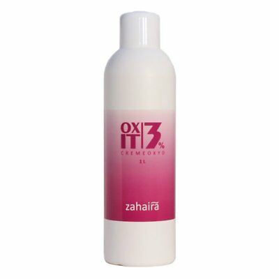 zahaira OX IT Cremeoxyd 3% 1000ml ( Entwickler / Oxyd / Oxydant / H2O2 )