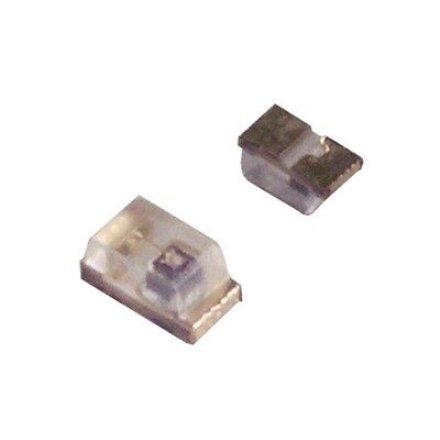10 Led Rossi Rosso Red Smt Smd0402 Smd 0402 Micro