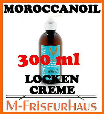(€102/1L) MOROCCANOIL intense Curl Cream 300ml  + BONUS