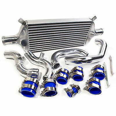 Aluminium Alloy Front Mount Intercooler Kit Fmic For Audi A4 1.8T Turbo 20V B6