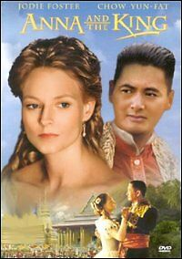 Anna and the King (1999) DVD Jodie Foster