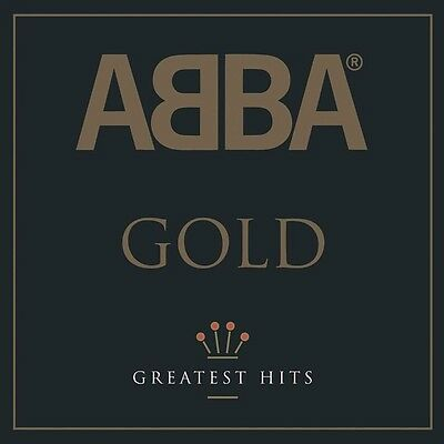 "Abba ""Gold (Greatest Hits)"" Cd Mit Waterloo Uvm Neuware"