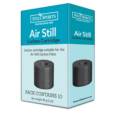 Air Still Carbon Cartridge x (10) - Still Spirits - Still Spirits
