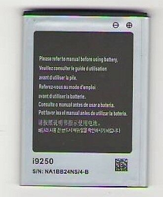 LOT OF 2 NEW BATTERY FOR SAMSUNG i9250 SGH T769 GALAXY S BLAZE 4G T MOBILE