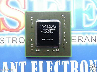 Brand New NVIDIA G86-920-A2 Graphic Chipset DC:2010+