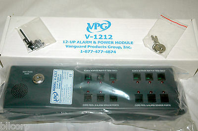 Vanguard V-1212 Security Kit for Electronics, NEW in the Box!