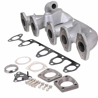 Cast Iron Exhaust Manifold For Volkswagen Vw Transporter T5 2.5 Tdi Axd Blj