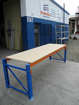 Heavy Duty Single Level Workbench
