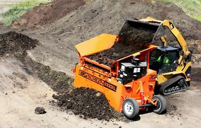 EZ-Screen 1000XL Portable Topsoil, Compost, Sand, and Gravel Screener