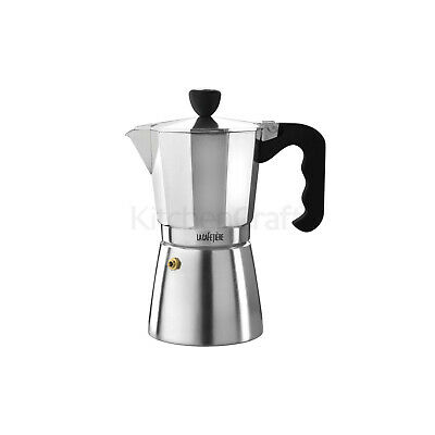 Le'Xpress Italian Style 9 Cup Espresso Coffee Maker Moka Pot by KitchenCraft
