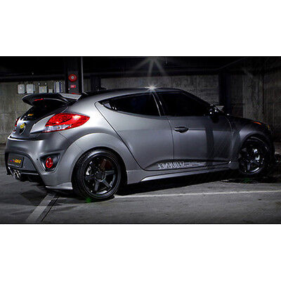 Rear Roof Wing Spoiler UNPAINTED For 2012-2015 Hyundai Veloster turbo only