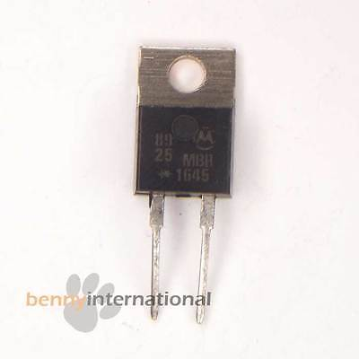MBR1645 16A 45V SCHOTTKY BLOCKING DIODE Solar Panel Wind 12V 24V - AUS STOCK