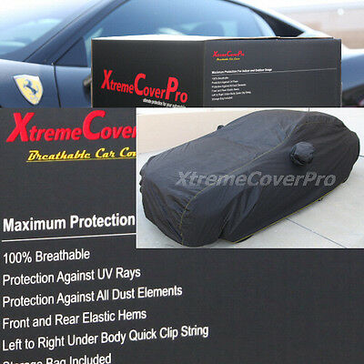 1999 2000 2001 Porsche 911 Carrera / S  4S Breathable Car Cover w/MirrorPocket