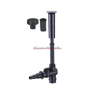 Jebao FT-04 Pond Fountain Nozzle Head Kit Comes with 2 nozzles 3 tier spray