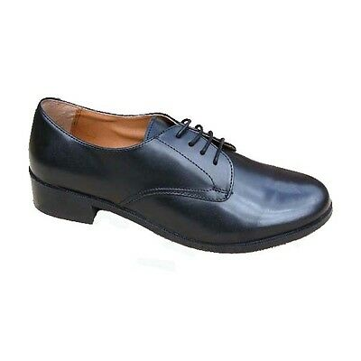 Womens Ladies Girls Cadets Parade Shoes