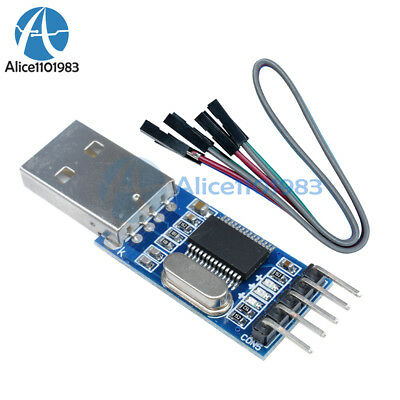USB To RS232 TTL PL2303HX Auto Converter Module Converter Adapter For arduino
