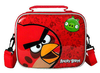 Angry birds lunchbox