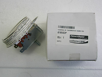 Fisher & Paykel Control Thermostat - Fridge Part 878562P