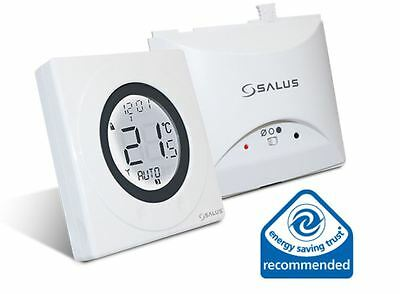 Salus ST620WBC Wireless Programmable Room Thermostat for Worcester Combi Boilers