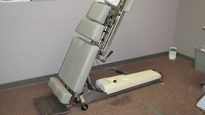 Lloyd Galaxy Hy-Lo Chiropractic Table - Used Consignment