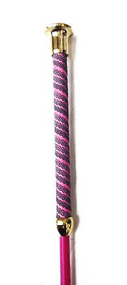 FAST SHIPPING Colourful Dressage/Schooling Whip pink