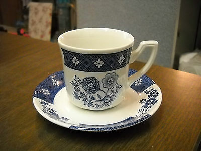 J & G MEAKIN ROYAL STAFFORDSHIRE CATHAY ENGLAND CUP & SAUCER