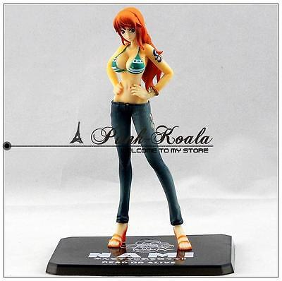 FREE SHIPPING!ONE PIECE NEW WORLD NAMI PVC Figure Anime Figures Toy 15cm IN BOX