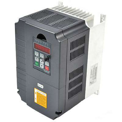New Top Quality Ce 7.5Kw 10Hp 34A 220V Variable Frequency Drive Inverter Vfd