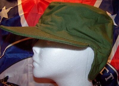 Swedish Military Surplus - Brand New Army Field Cap Size 60 / XL in Green