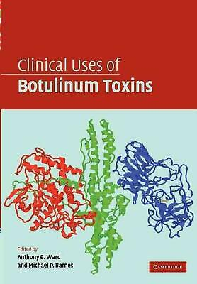 Clinical Uses of Botulinum Toxins (English) Paperback Book Free Shipping!